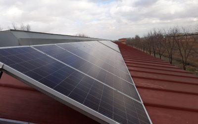 Fotovoltaica en granja avícola en Ciudad Real