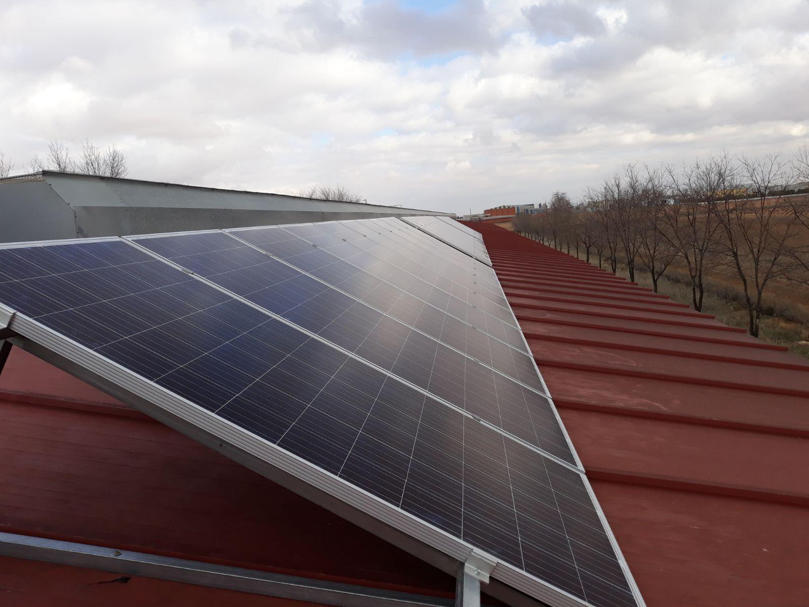Fotovoltaica en granja aviar 2