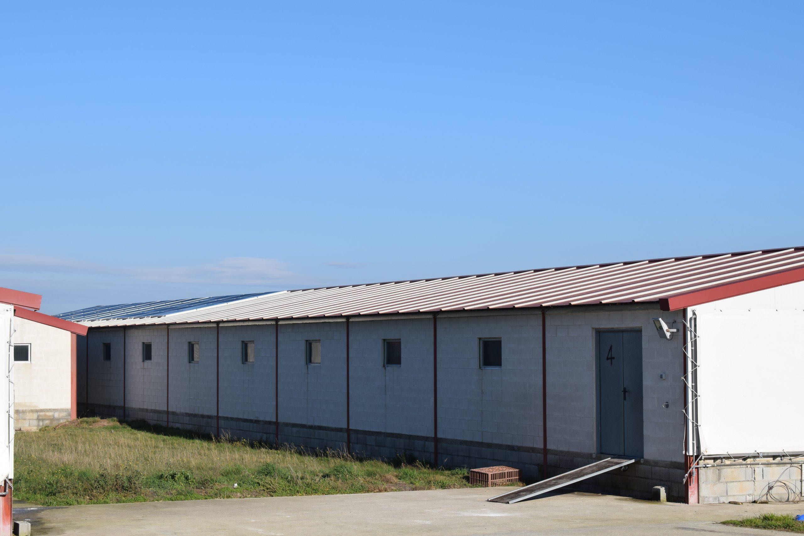 Fotovoltaica en granja