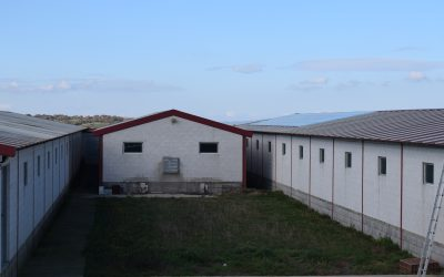 Fotovoltaica en granja de Baltar (fase 2)