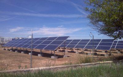 Fotovoltaica en fábrica de vinagres de Tomelloso