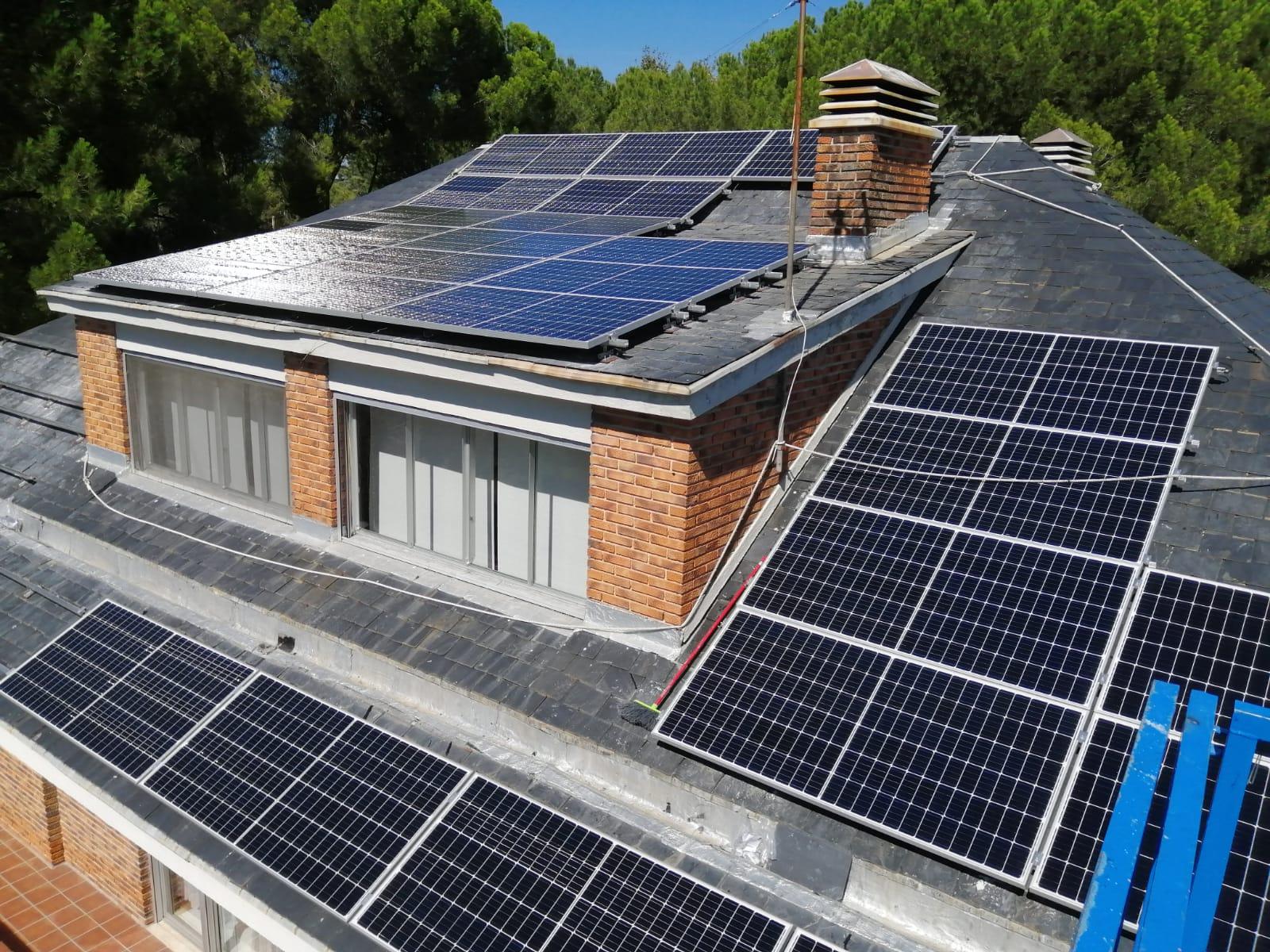 Fotovoltaica en vivienda