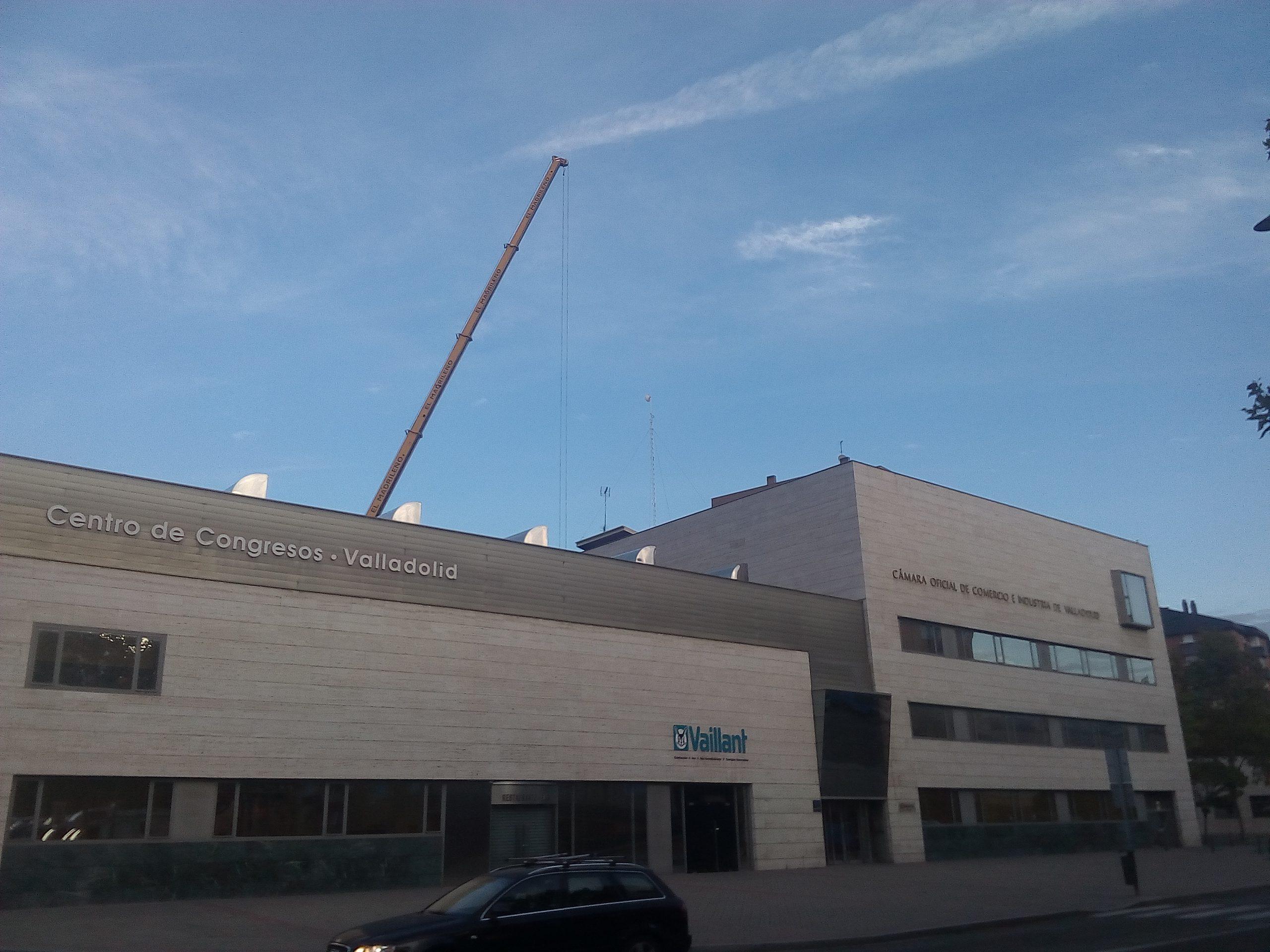 Eficiencia energética en Cámara Comercio de Valladolid
